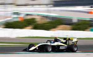 Ф3: Лундгард – самый быстрый во второй день тестов