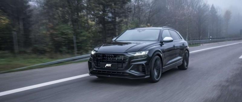 Тюнеры из ABT доработали Audi SQ8 — в разделе «Звук и тюнинг» на сайте AvtoBlog.ua