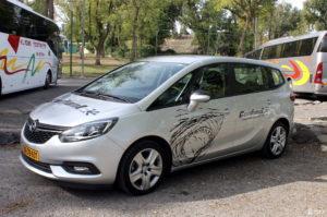 Тест-драйв Opel Zafira: «по-ихнему», по-семейному