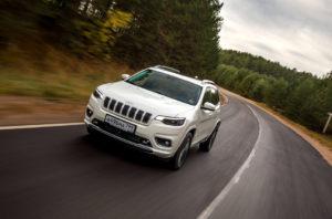 Тест-драйв Jeep Cherokee: когда все сочетается
